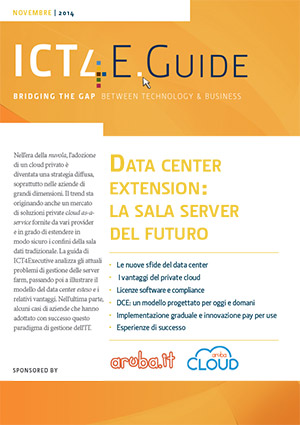 WHITE PAPER: Data Center extension: la sala server del futuro